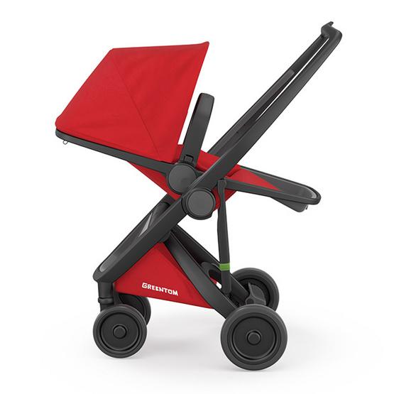 Greentom รุ่น Reversible - A+B+D black-red