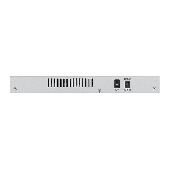 ZyXEL GS1200-8HP Web Managed PoE Gigabit Switch