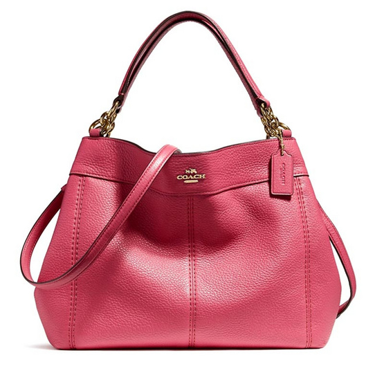 กระเป๋า COACH F23537 SMALL LEXY SHOULDER BAG