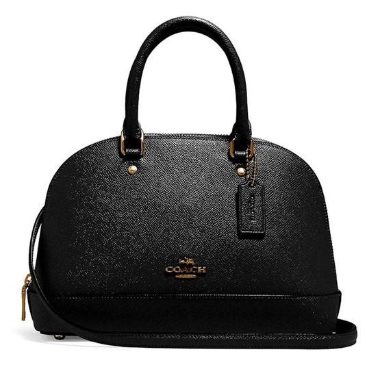 กระเป๋า COACH F27591 MINI SIERRA SATCHEL