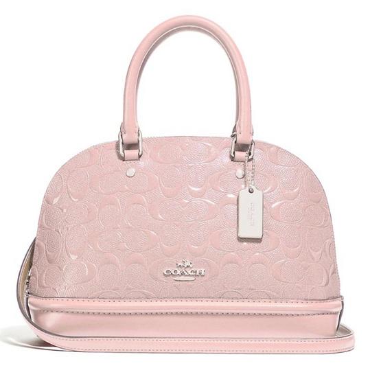 กระเป๋า COACH F27597 MINI SIERRA SATCHEL
