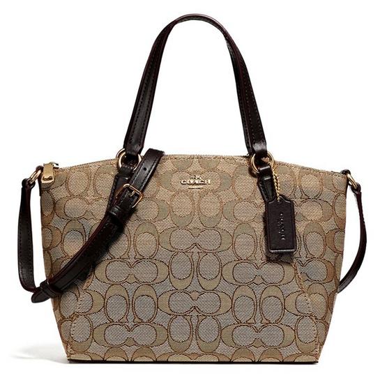 กระเป๋า COACH F27580 MINI KELSEY SATCHELE