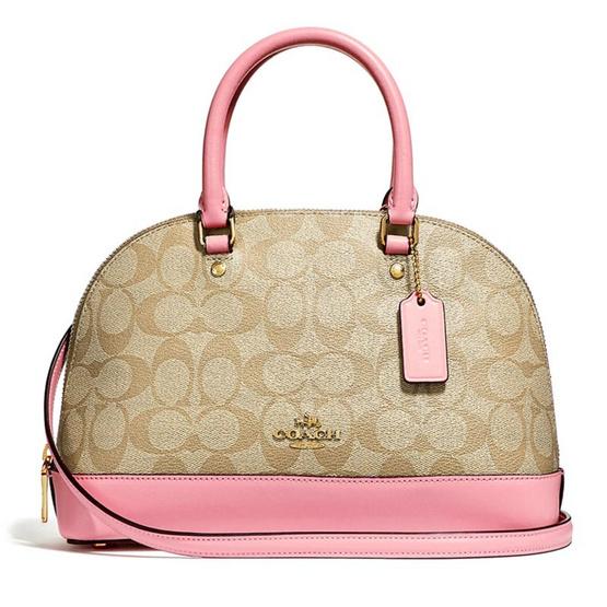 กระเป๋า COACH F27583 MINI SIERRA SATCHEL