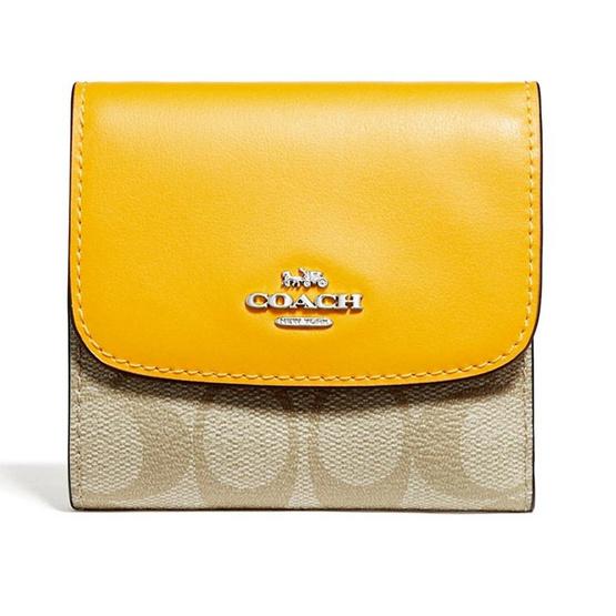 กระเป๋าสตางค์ COACH F87589 SMALL WALLET