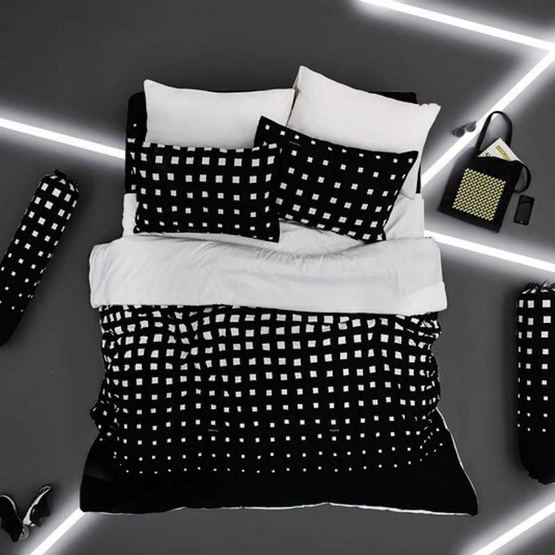 Dunlopillo ผ้าปูที่นอน STELLA DL-WHITE - S