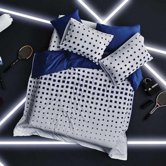 Dunlopillo ผ้านวม +ผ้าปูที่นอน STELLA DL-OCEAN - S