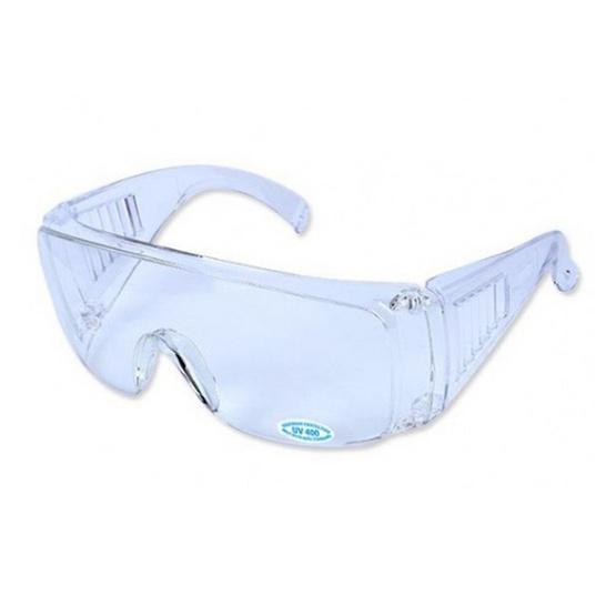 YAMADA แว่นตากันสะเก็ด YS-101 สีใส 12 ชิ้น