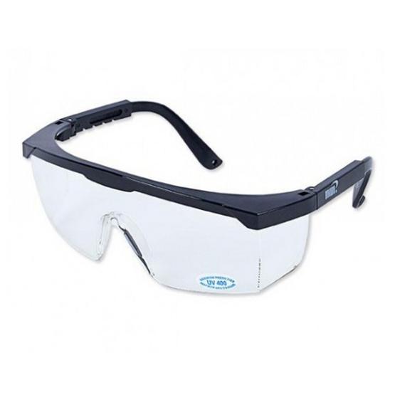 YAMADA แว่นตากันสะเก็ด YS-110 สีใส 12 ชิ้น