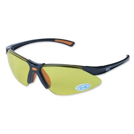 YAMADA แว่นตากันสะเก็ด รุ่น YS-313 สีเหลือง 5 ชิ้น