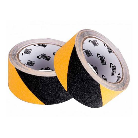 YAMADA เทปกันลื่น สีเหลือง-ดำ 50mm x 5m 1 ม้วน/แพ็ค