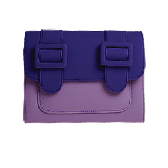 Merimies Mix Passion M-Purple + Pale Purple  ทูโทนม่วง M