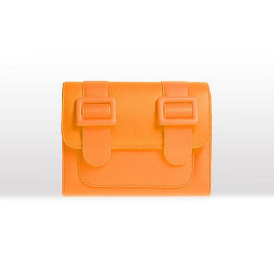 Merimies Plain Neon M-Orange นีออนส้ม M