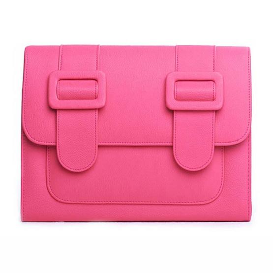 Merimies Plain Pretty L-Shocking Pink สีล้วนชมพูเข้ม L