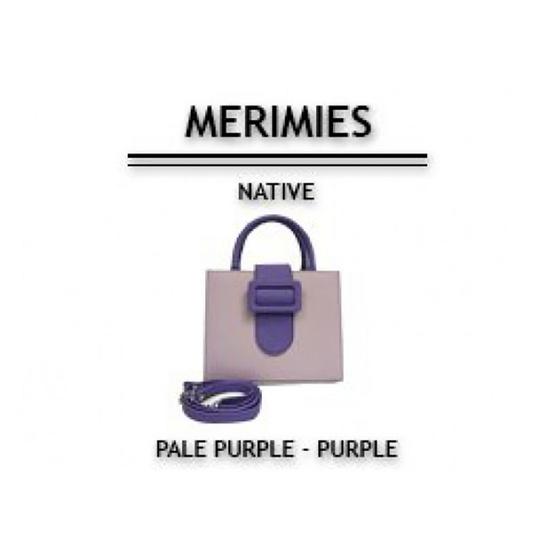 Merimies Native 2 tone-Purple เนทีฟทูโทนม่วง
