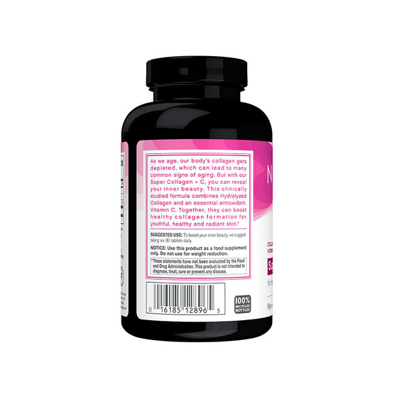 Neocell ผลิตภัณฑ์เสริมอาหาร นีโอเซลล์ คอลลาเจน รุ่นพลัส ซี บรรจุ 250 แคปซูล แพ็ค 3 กระปุก