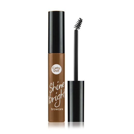 Cathy Doll Shine Bright Browcara 6.8 ml No.03