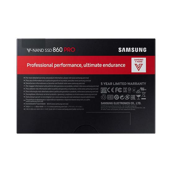 Samsung SSD 860 PRO SATA III 1TB