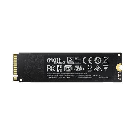 Samsung SSD 970 EVO M.2 NVMe/PCIe 500GB
