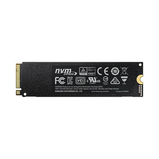 Samsung SSD 970 PRO M.2 NVMe/PCIe 1TB