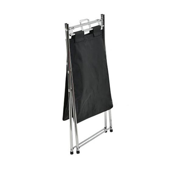 ตะกร้าผ้า พับเก็บได้ รุ่น Blue-Black