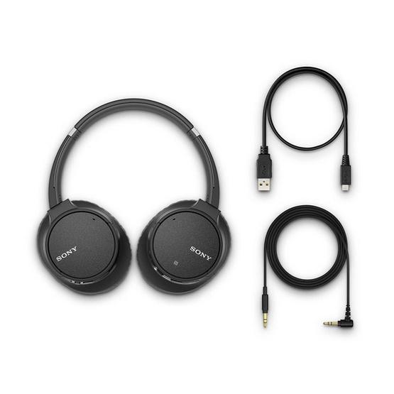 Sony หูฟังไร้สาย WH-CH700N
