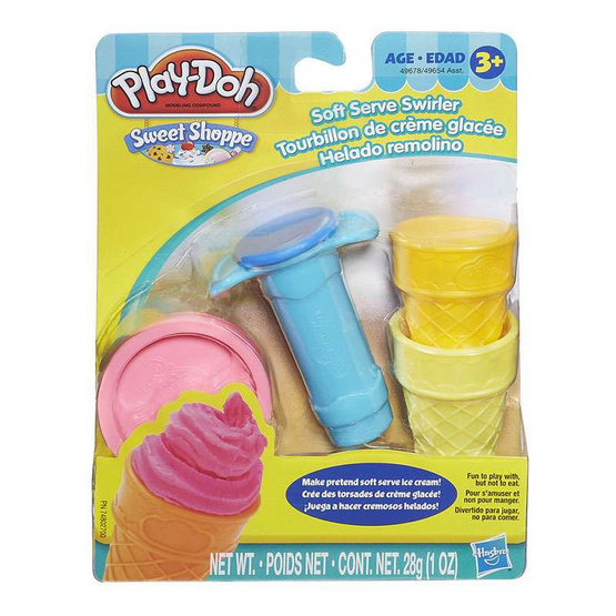 PLAY DOH MINI SWEETS TOOIS