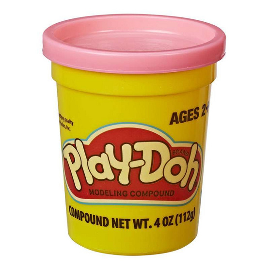 PLAY DOH SINGLE CAN AST