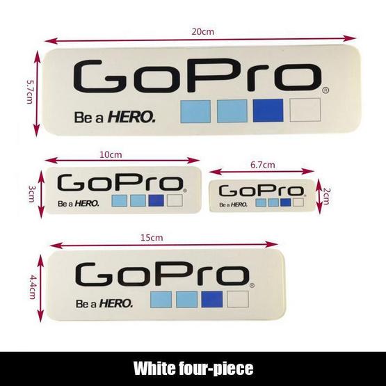 GoPro Sticker 9 pcs