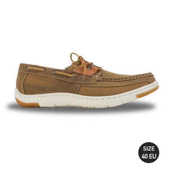 IQ รองเท้า รุ่น T7-5317 Apricot Brown