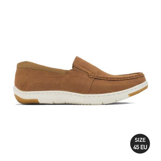 IQ รองเท้า รุ่น T7-5318 Camel Brown
