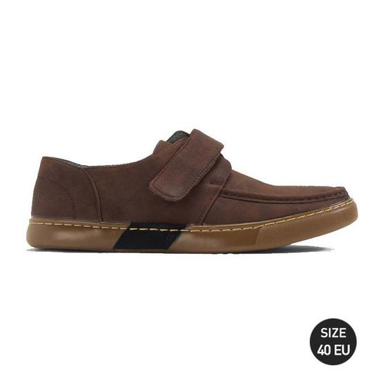 IQ รองเท้า รุ่น F7-RT5334 Coffee Brown