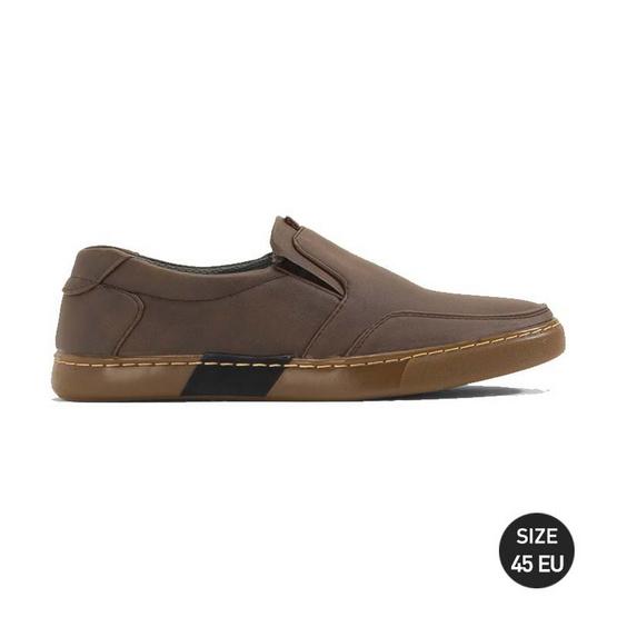 IQ รองเท้า รุ่น F7-RT5335 Coffee Brown