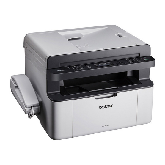 Brother MFC-1815 Laser Mono Multifunction