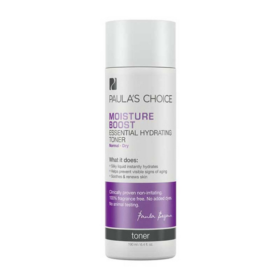 Paula's Choice Moisture Boost Essential Hydrating Toner