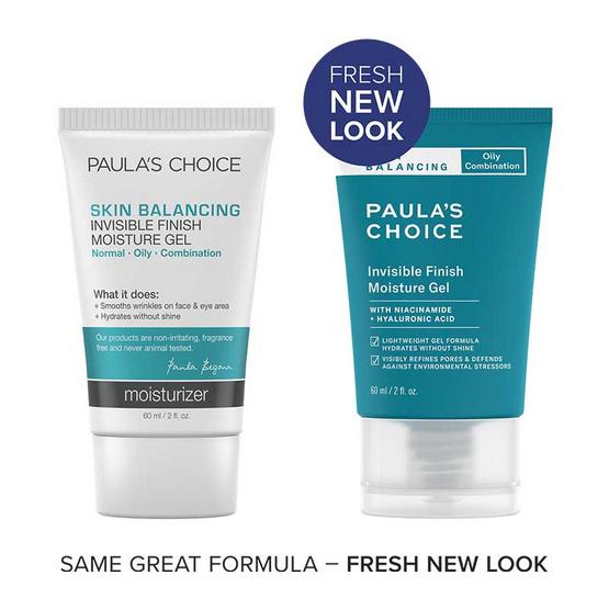 Paula's Choice เจลบำรุงผิว Skin Balancing Invisible Finish Moisture Gel 60 มล.
