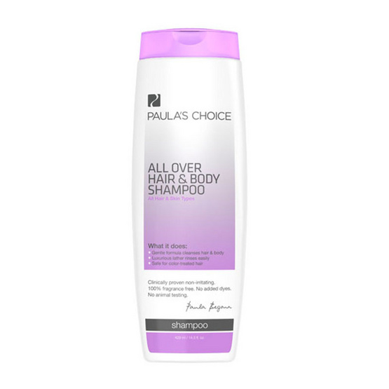 Paula's Choice All Over Hair and Body Shampoo
