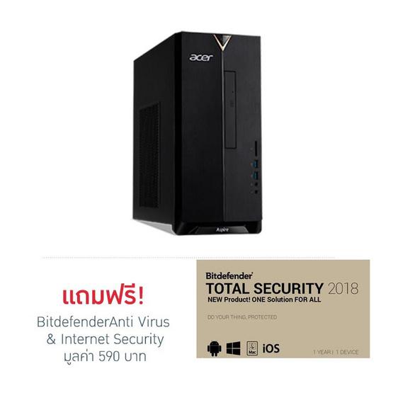 Acer Computer Aspire TC-885/T006 i7-8700 8G 2T GT1030 ELX 3Y