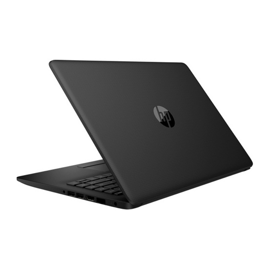 HP Notebook 14-cm0010AU Jet Black