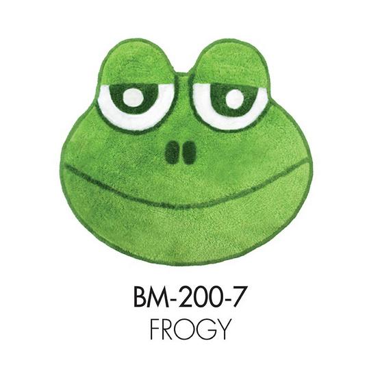 WSP พรมอะครีลิก Funny Mat (55 x 55 cm.) BM-200-7/Frogy