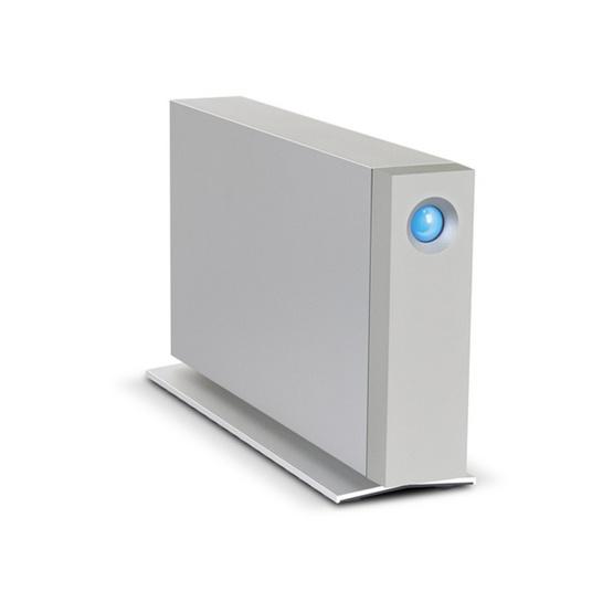 Lacie d2 Thunderbolt3 & USB 3.1 Type C [7200rpm] - enterprise class drive 6TB