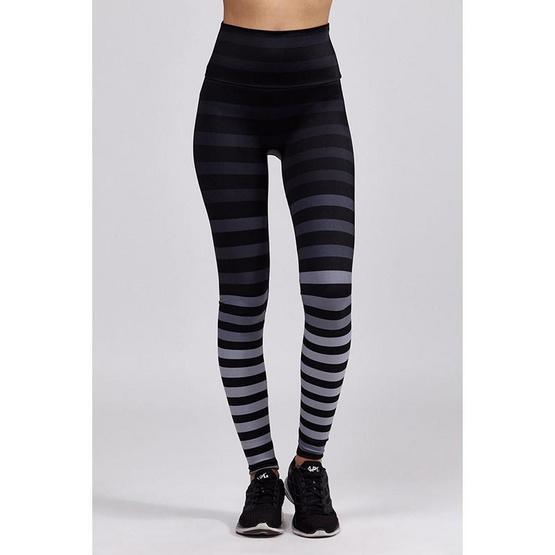 กางเกง Legging Color Value สีดำ-เทา