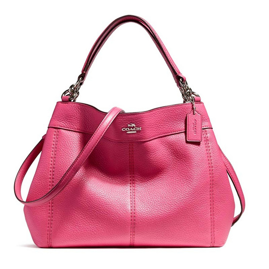 กระเป๋า COACH F23537 SMALL LEXY SHOULDER BAG (SVMJ) [MCF23537SVMJ]
