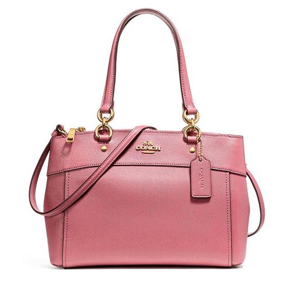 กระเป๋า COACH F25395 MINI BROOKE CARRYALL (IMNB2) [MCF25395IMNB2]