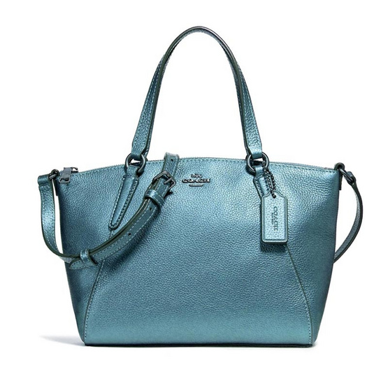 กระเป๋า COACH F27688 MINI KELSEY SATCHEL (SVN2D) [MCF27688SVN2D]