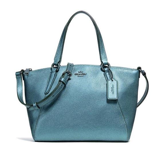 กระเป๋า COACH F27688 MINI KELSEY SATCHEL (SVN2D) [MCF27688SVN2D]