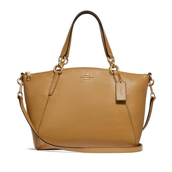 กระเป๋า COACH F28993 SMALL KELSEY SATCHEL (IMLQD) [MCF28993IMLQD]