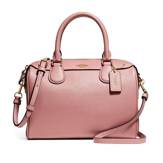 กระเป๋า COACH F31084 MINI BENNETT SATCHEL WITH DITSY FLORAL PRINT INTERIOR  (IMNB2) [MCF31084IMNB2]