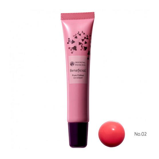 Oriental Princess Beneficial Pure Colours Lip Lacquer No.02
