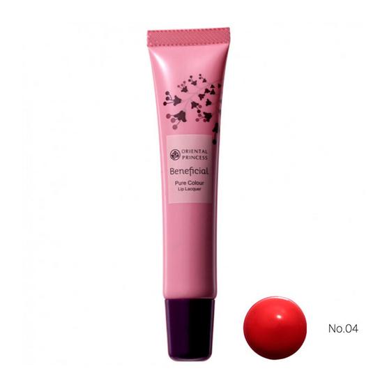 Oriental Princess Beneficial Pure Colours Lip Lacquer No.04
