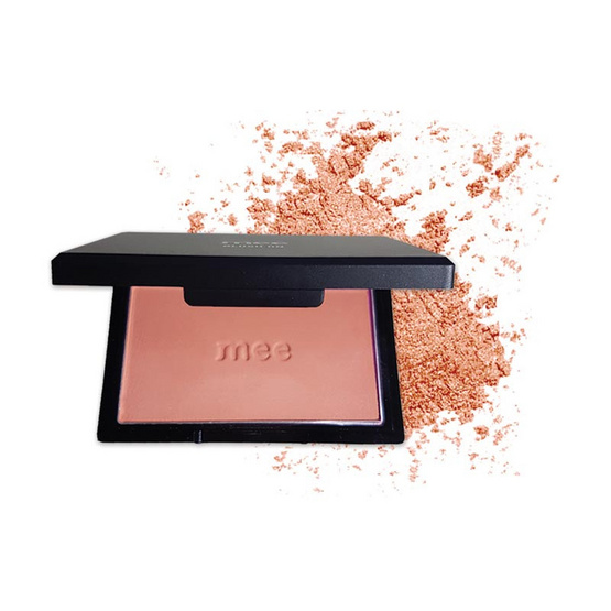 Mee Boiled And Baked Blush On 805 Trick Or Treat